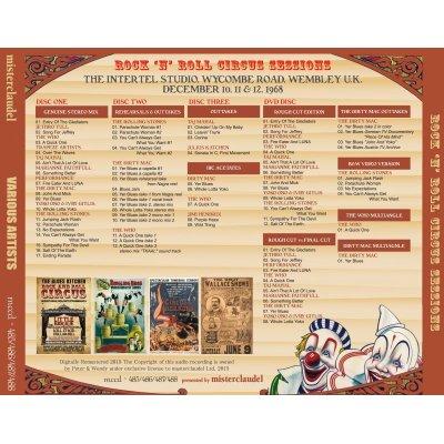 画像2: JOHN LENNON / ROCK N ROLL CIRCUS SESSIONS 【3CD+DVD】