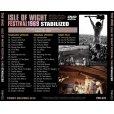 画像2: THE WHO / ISLE OF WIGHT FESTIVAL 1969 STABILIZED 【DVD】 (2)