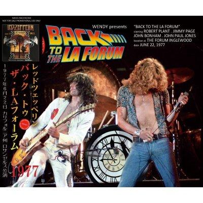 画像1: LED ZEPPELIN / BACK TO THE LA FORUM 1977 3CD