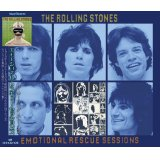 THE ROLLING STONES / EMOTIONAL RESCUE SESSIONS 3CD