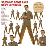 DAVID BOWIE / 50,000,000 BOWIE FANS CAN'T BE WRONG 2CD