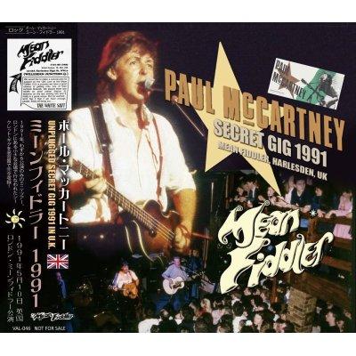 画像1: PAUL McCARTNEY 1991 MEAN FIDDLER 2CD
