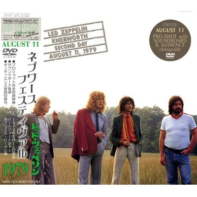 画像1: LED ZEPPELIN / KNEBWORTH 2nd DAY 【2DVD】