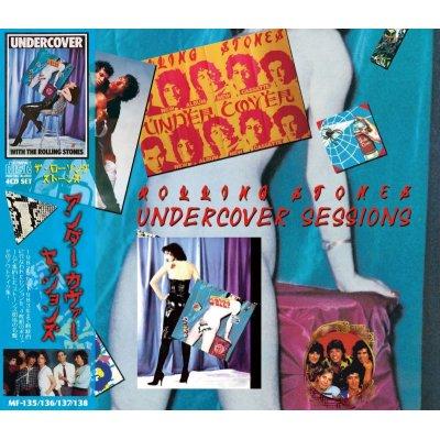 画像1: THE ROLLING STONES UNDERCOVER SESSIONS 4CD