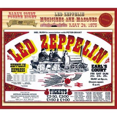 画像1: LED ZEPPELIN / EARL'S COURT May 24, 1975 【4CD+2DVD】