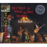 LED ZEPPELIN / GET BACK TO WHERE YOU ONCE BELONGED 【3CD】