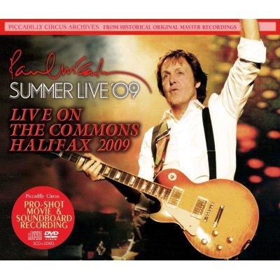 画像1: PAUL McCARTNEY 2009 LIVE ON THE COMMONS HALIFAX 3CD+2DVD