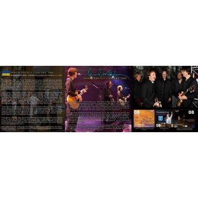 画像3: PAUL McCARTNEY 2008 INDEPENDENCE CONCERT THE LOST SOUNDBOARD MASTER 3CD