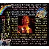 PAUL McCARTNEY 1979 WINGS RAINBOW CONCERT CD