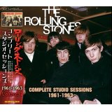THE ROLLING STONES COMPLETE STUDIO SESSIONS 1961-1963 CD