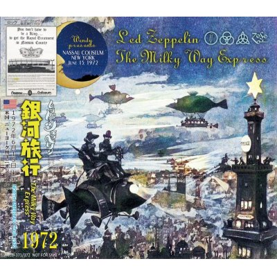 画像1: LED ZEPPELIN 1972 THE MILKY WAY EXPRESS 2CD