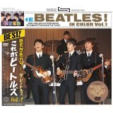 THE BEATLES / THE BEATLES IN COLOR Vol.1 DVD