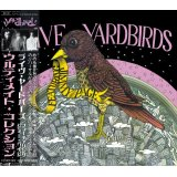 LIVE YARDBIRDS! feat. JIMMY PAGE THE ULTIMATE COLLECTION 【2CD】