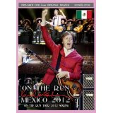 PAUL McCARTNEY / ON THE RUN MEXICO 2012 【DVD】