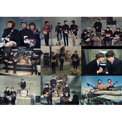画像3: THE BEATLES / THE BEATLES IN COLOR Vol.1 DVD