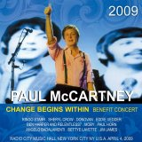 PAUL McCARTNEY / CHANGE BEGINS WITHIN 【2CD】