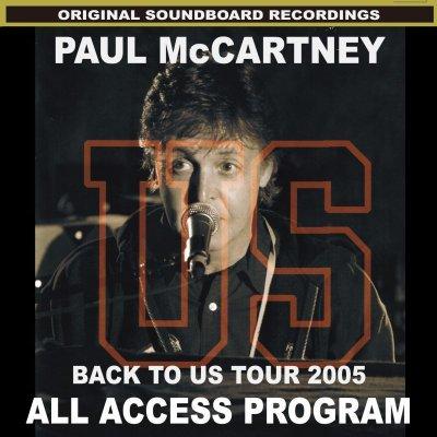 画像1: PAUL McCARTNEY / ALL ACCESS PROGRAM 【2CD】