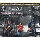 PAUL McCARTNEY / EACH ONE BELIEVING 【2CD+DVD】