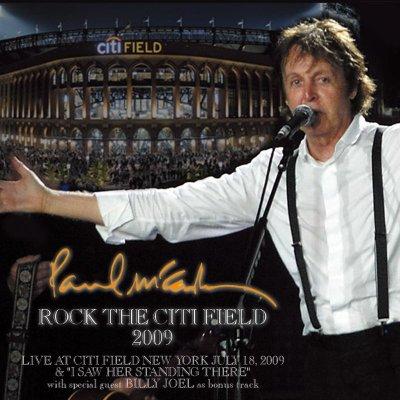 画像1: PAUL McCARTNEY / ROCK THE CITI FIELD 2009 【2CD】