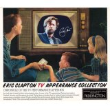 ERIC CLAPTON / TV APPEARANCE COLLECTION 【5CD】