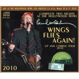 PAUL McCARTNEY / WINGS FLIES AGAIN complete HOLLYWOOD BOWL two days 【4CD】