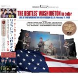 THE BEATLES 1964 THE BEATLES' WASHINGTON IN COLOR DVD