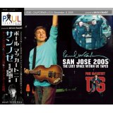 PAUL McCARTNEY SAN JOSE 2005 THE LOST SPACE WITHIN US TAPES 3CD