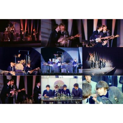 画像3: THE BEATLES AT THE HOLLYWOOD BOWL 1964 THE FILM in COLOR DVD