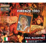 PAUL McCARTNEY 1993 FIRENZE 2CD