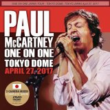 PAUL McCARTNEY / ONE ON ONE TOKYO DOME THE MOVIE April 27, 2017 【DVD】