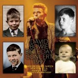 DAVID BOWIE 1997 BIRTHDAY CONCERT 2CD
