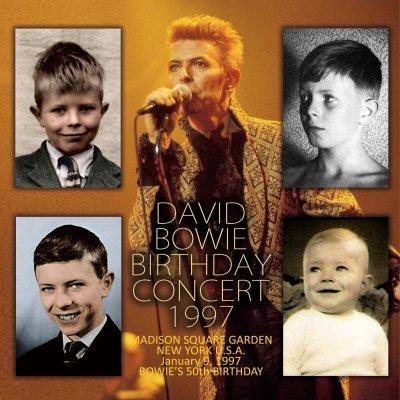画像1: DAVID BOWIE 1997 BIRTHDAY CONCERT 2CD