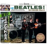 THE BEATLES / THE BEATLES IN COLOR Vol.3 DVD