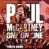 PAUL McCARTNEY / ONE ON ONE TOKYO DOME April 27, 2017 IEM+AUD 【2CD】
