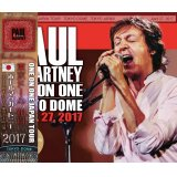 PAUL McCARTNEY / ONE ON ONE TOKYO DOME 27 【3CD】