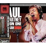 PAUL McCARTNEY / ONE ON ONE BUDOKAN 2017 【3CD】