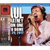 PAUL McCARTNEY / ONE ON ONE TOKYO DOME 29 【3CD】