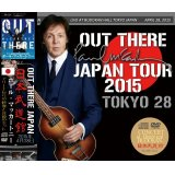 PAUL McCARTNEY / OUT THERE JAPAN 2015 TOKYO 28 【2CD+DVD】