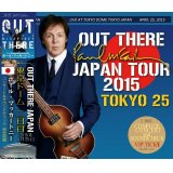 PAUL McCARTNEY / OUT THERE JAPAN 2015 TOKYO 25 【3CD】