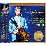 PAUL McCARTNEY 2010 PAUL-ISTANA CD+DVD