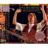 PAUL McCARTNEY 1989 LYCEUM THEATRE DRESS REHEARSAL 3CD