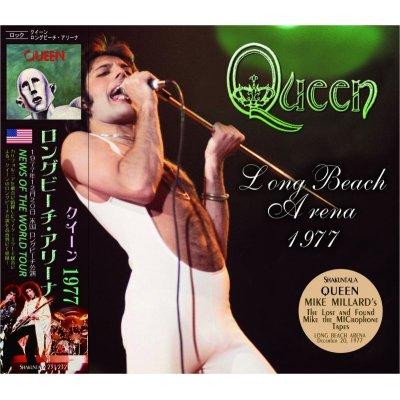 画像1: QUEEN 1977 LONG BEACH ARENA 2CD