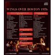 画像2: PAUL McCARTNEY 1976 WINGS OVER BOSTON 3CD (2)