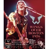 PAUL McCARTNEY 1976 WINGS OVER BOSTON 3CD