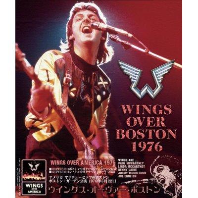 画像1: PAUL McCARTNEY 1976 WINGS OVER BOSTON 3CD