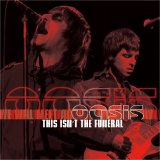 OASIS 2000 THIS ISN'T THE FUNERAL RED 2CD