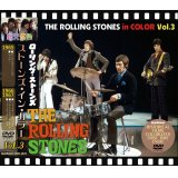 THE ROLLING STONES / STONES IN COLOR Vol.3 DVD