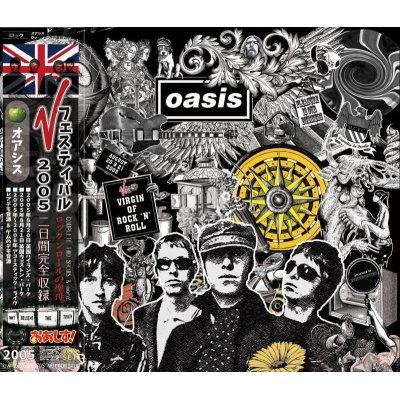 画像1: OASIS 2005 VIRGIN OF ROCK 'N' ROLL 4CD