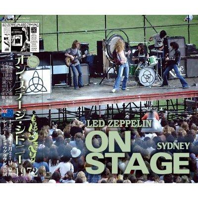 画像1: LED ZEPPELIN 1972 ON STAGE SYDNEY 3CD