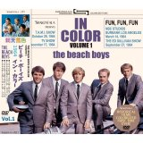 BEACH BOYS IN COLOR VOLUME 1 DVD